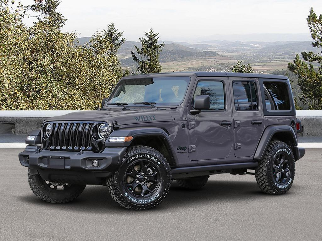 2020 Jeep Wrangler Unlimited Sport For Sale