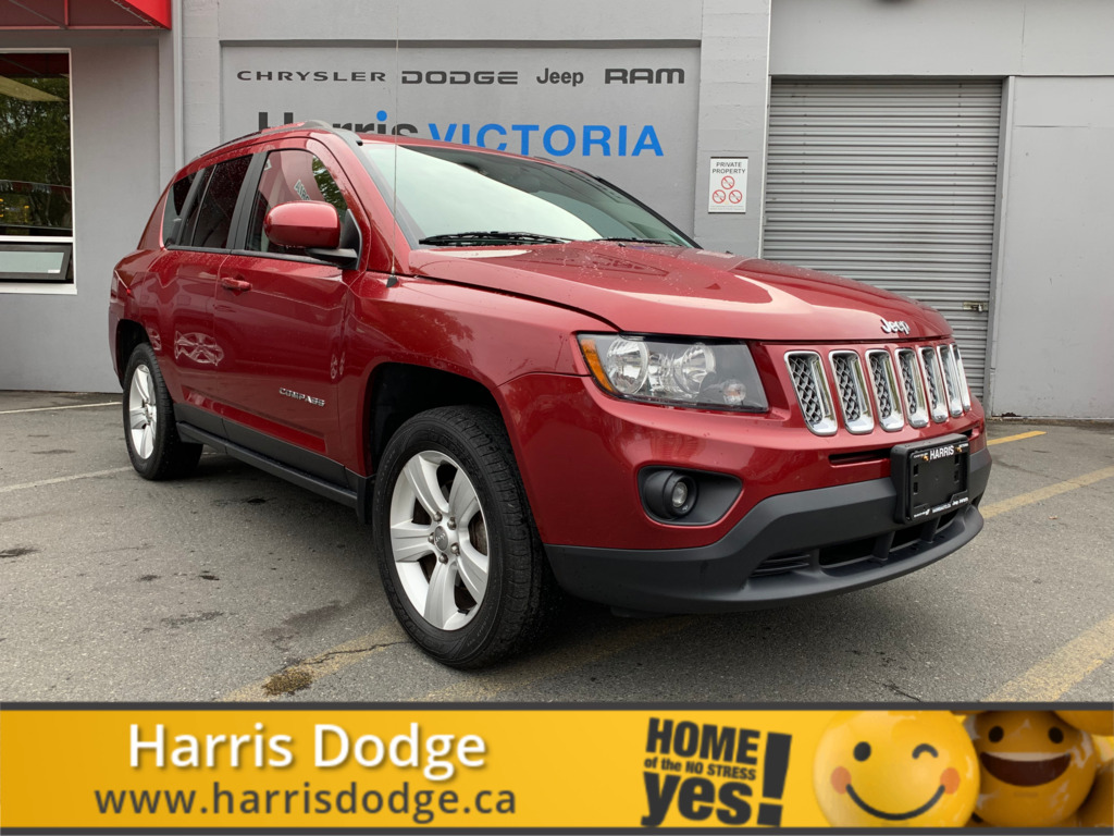 Pre-Owned 2014 Jeep Compass North