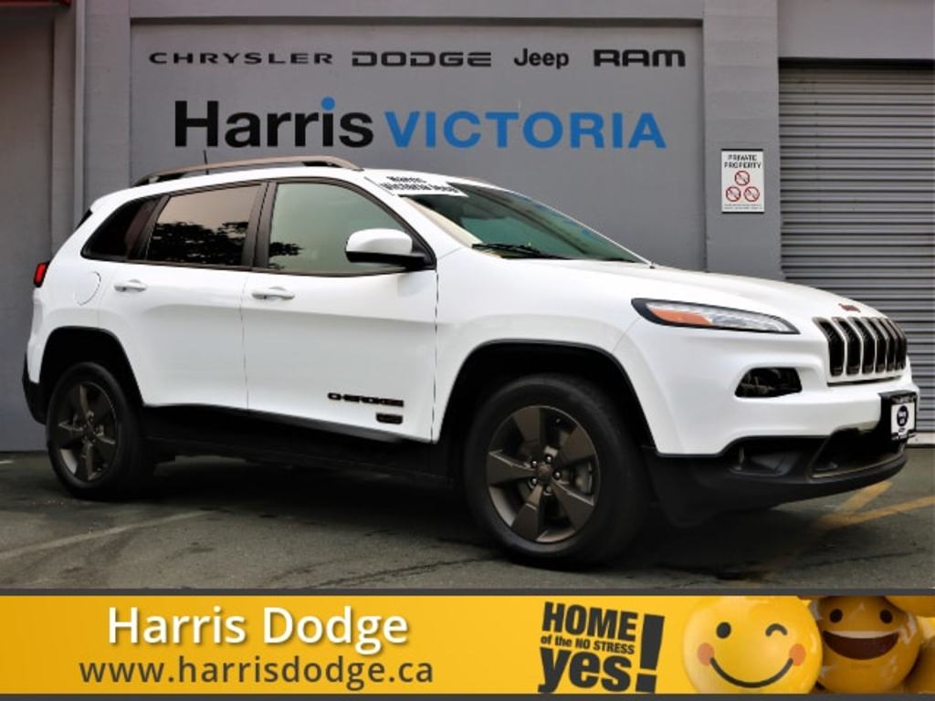 Pre-Owned 2016 Jeep Cherokee 75th Anniversary,Low Kms