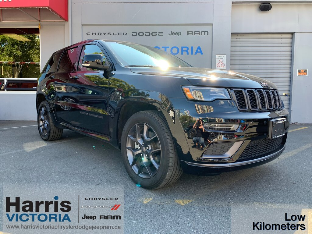 Pre-Owned 2019 Jeep Grand Cherokee Limited X Low Kilometers