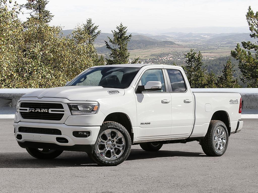 New 2020 Ram 1500 Big Horn North Edition