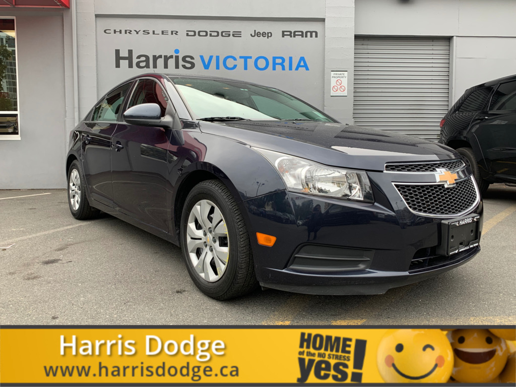 Pre-Owned 2014 Chevrolet Cruze LT No Accidents