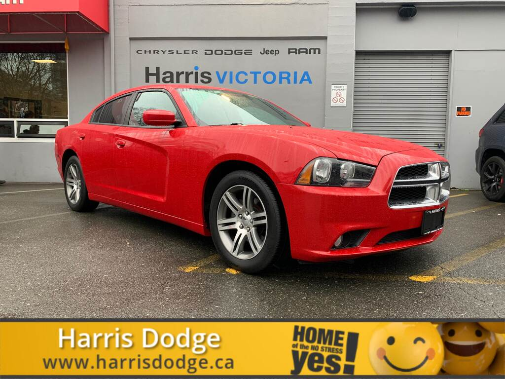 Pre-Owned 2013 Dodge Charger SXT No Accidents
