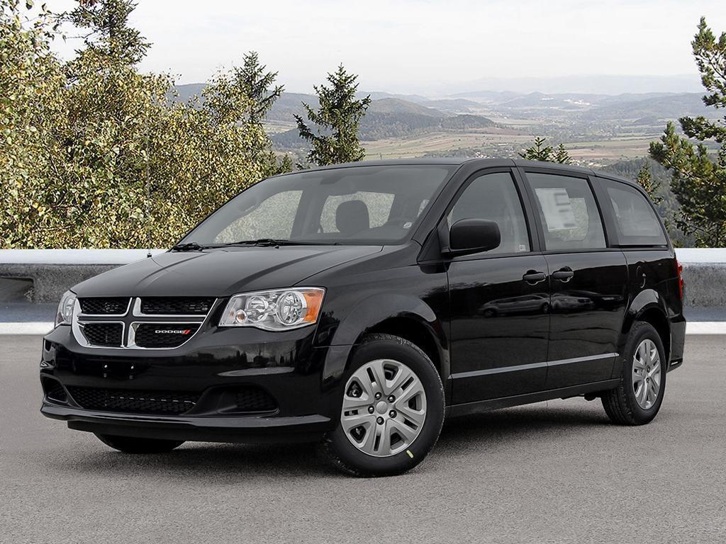 New 2020 Dodge Grand Caravan Canada Value Package