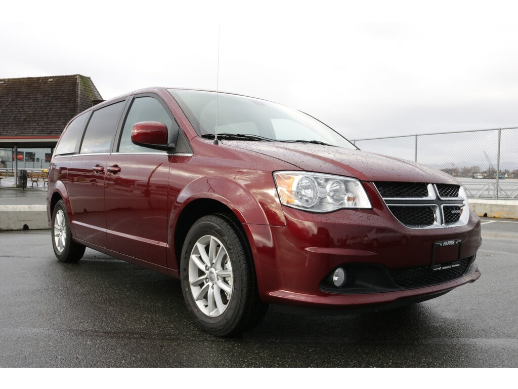New 2019 Dodge Grand Caravan SXT Premium Plus
