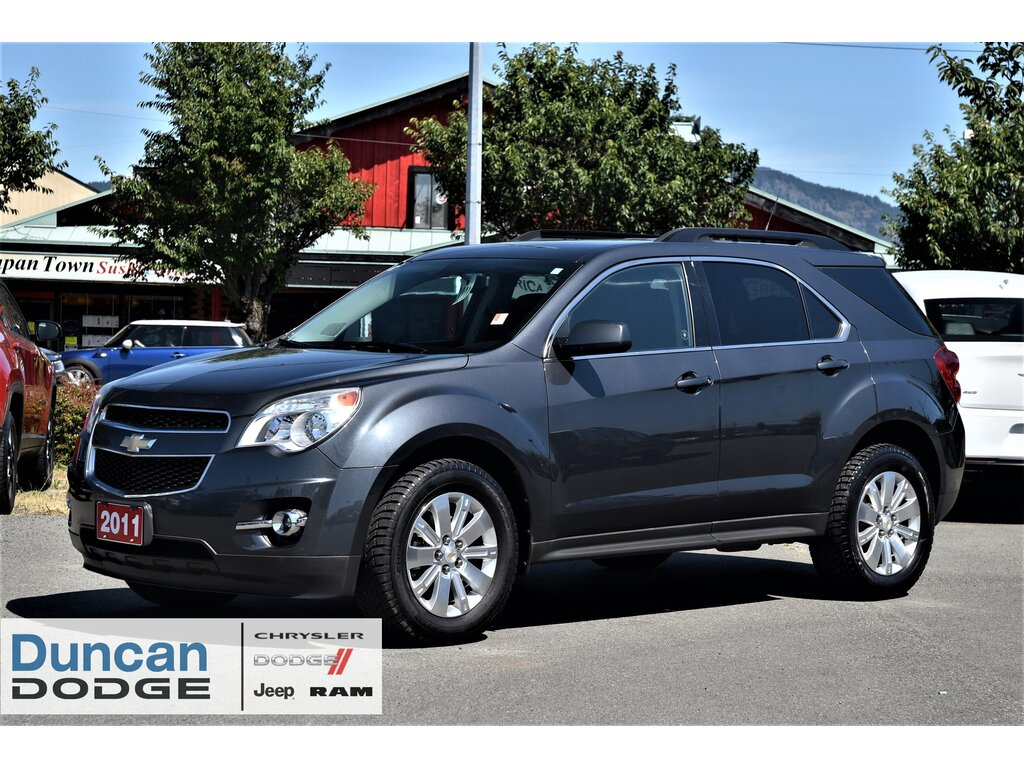 Pre-Owned 2011 Chevrolet Equinox LT**REMOTE START**
