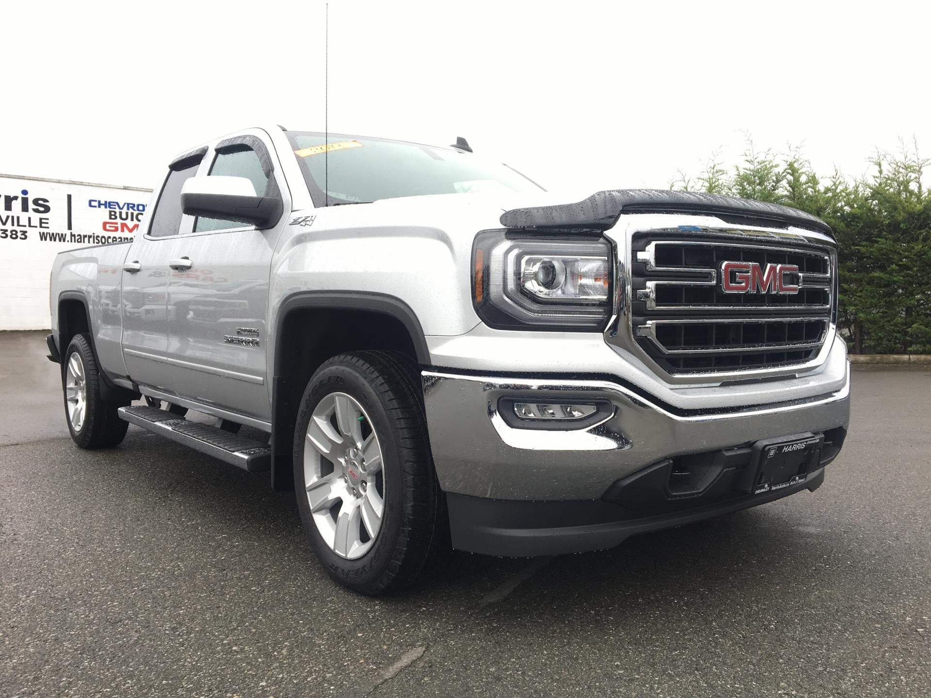 New 2019 GMC Sierra 1500 Limited SLE Pickup in Parksville ...