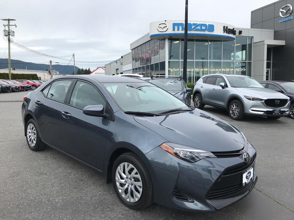 Pre-Owned 2017 Toyota Corolla ONE OWNER /SERVICE RECORDS/LOW KM/ BACKUP CAMERA!!