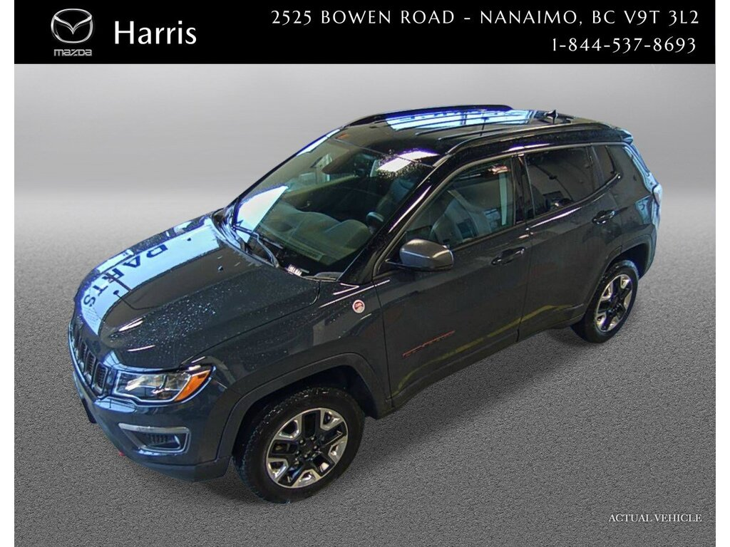 Pre-Owned 2017 Jeep Compass NO ACCIDENTS & BLUETOOTH!!