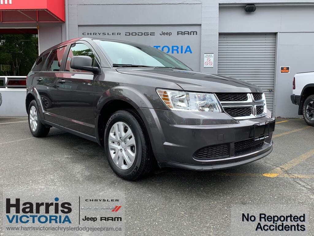 Pre-Owned 2018 Dodge Journey CVP No Accidents