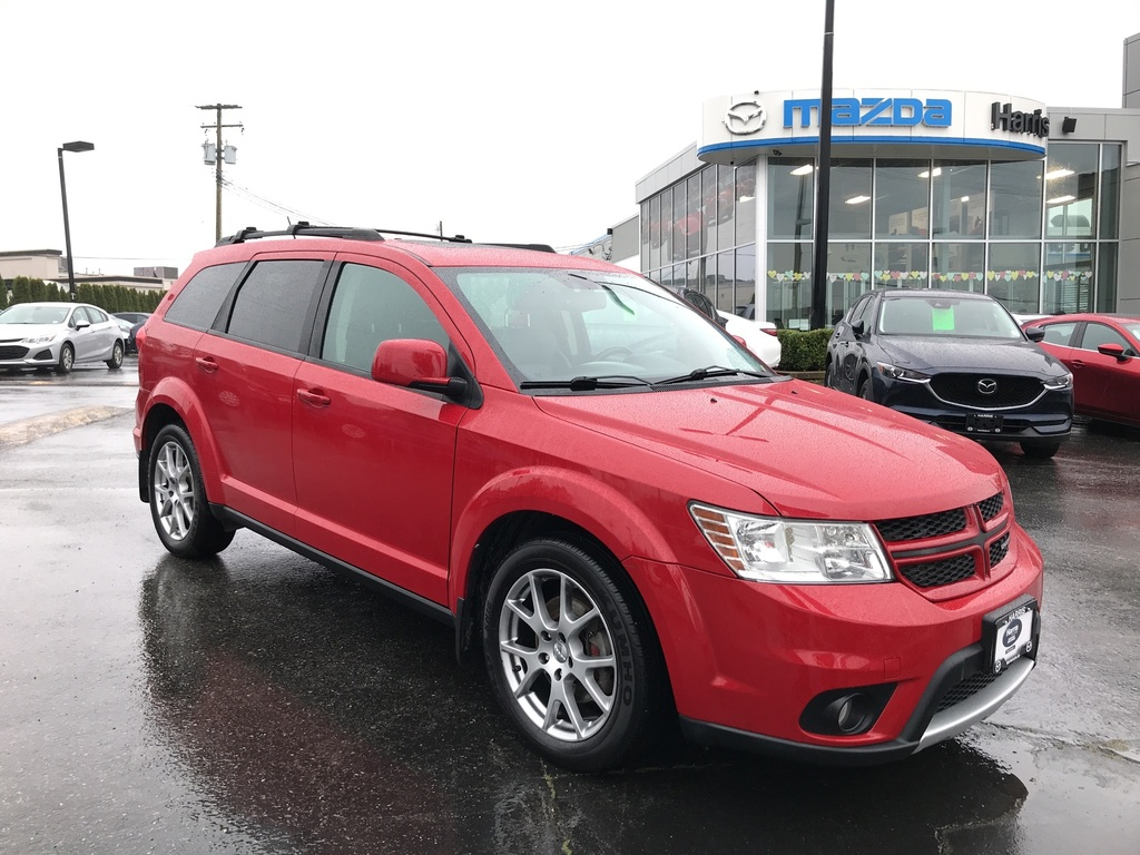 Pre-Owned 2012 Dodge Journey ACCIDENT FREE / LOW KM / LOADED!!