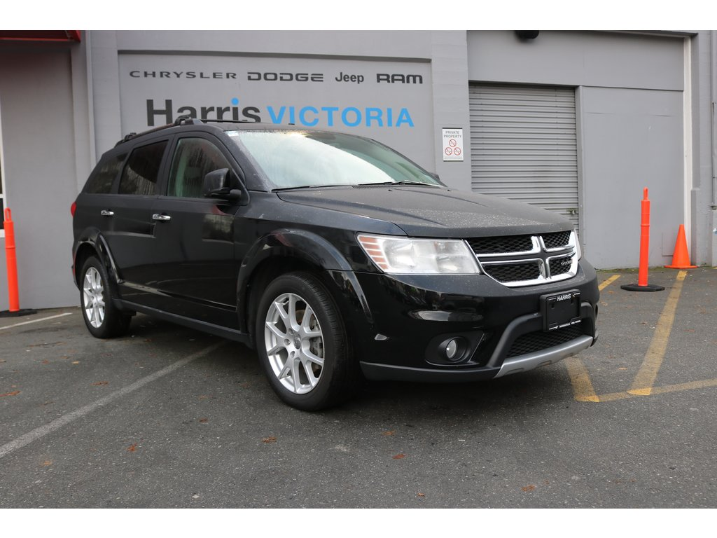 pre owned 2017 dodge journey rt no accidents 3 row seating sport