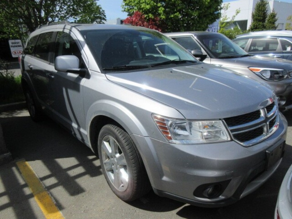 Pre-Owned 2015 Dodge Journey R/T 7 Passenger Low Kilometers AWD