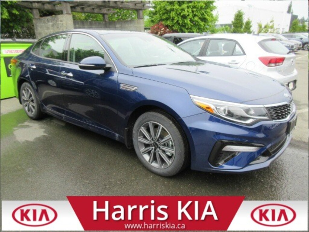 New 2019 Kia Optima EX Tech