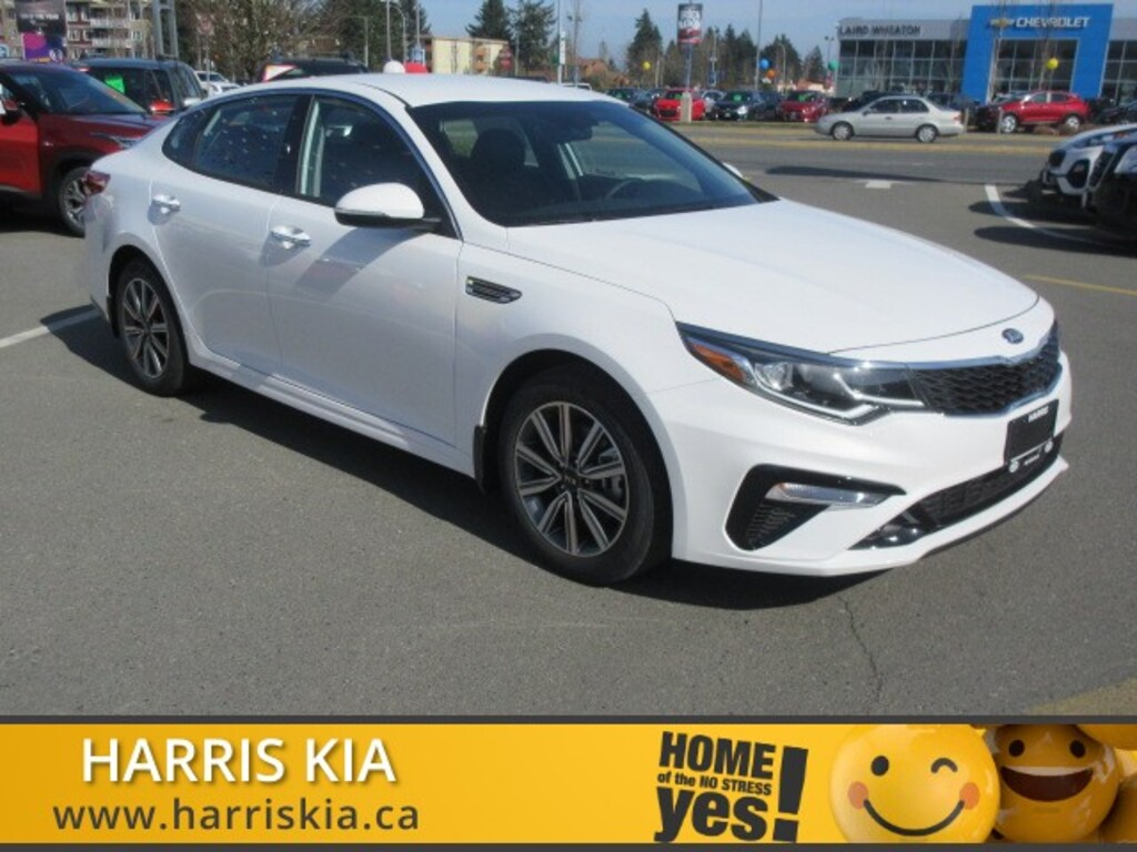 New 2020 Kia Optima EX - Now get 0% Financing for up to 84 Months!