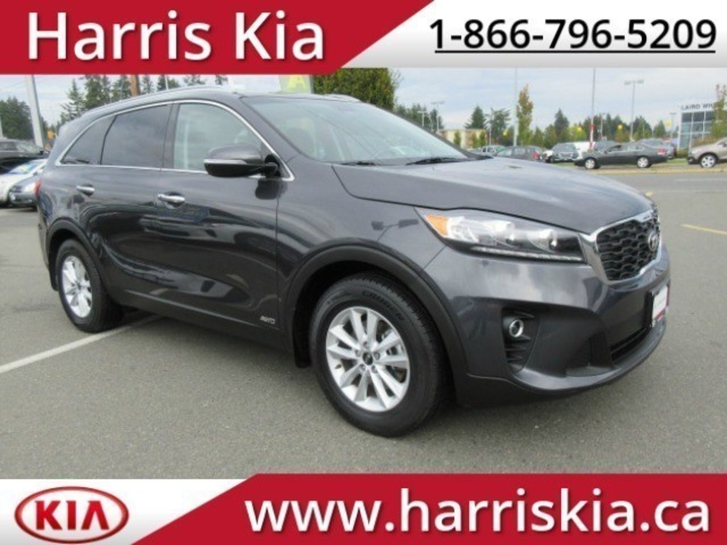 certified pre owned 2019 kia sorento lx awd warranty 7 passenger sport utility in nanaimo k2684. Black Bedroom Furniture Sets. Home Design Ideas