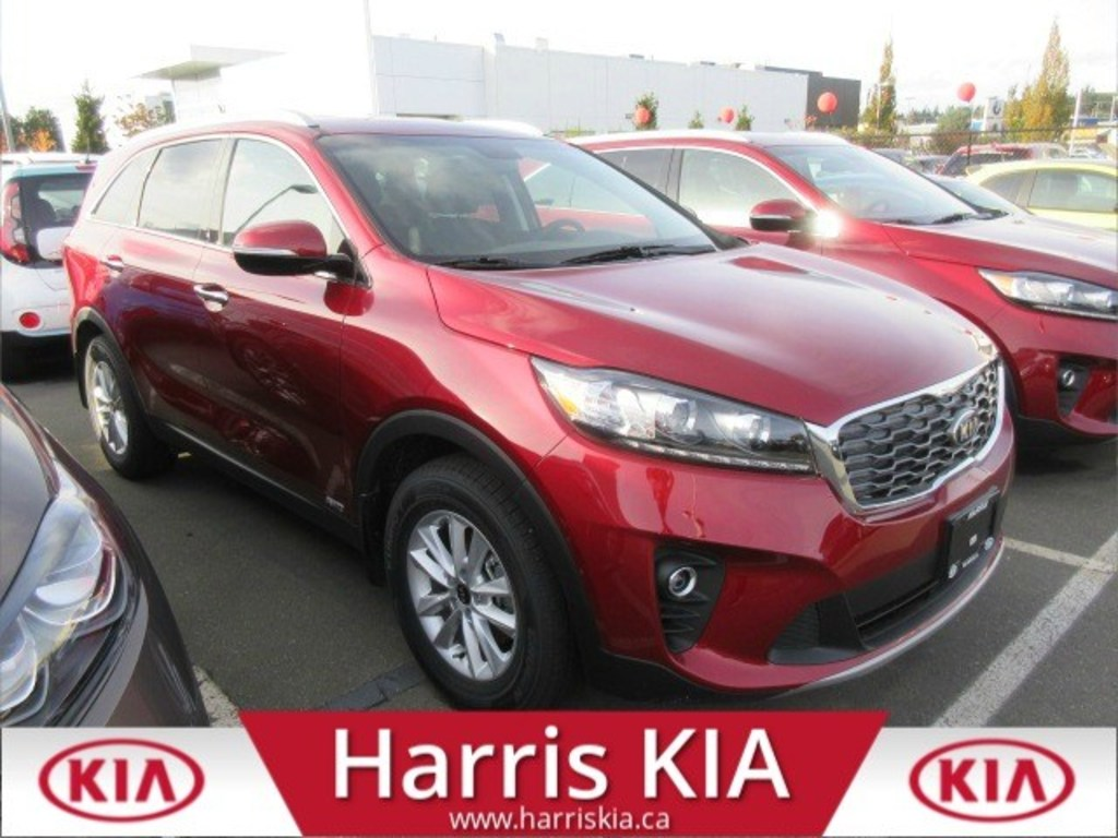 New 2019 Kia Sorento EX AWD 2.4 Litre Leather
