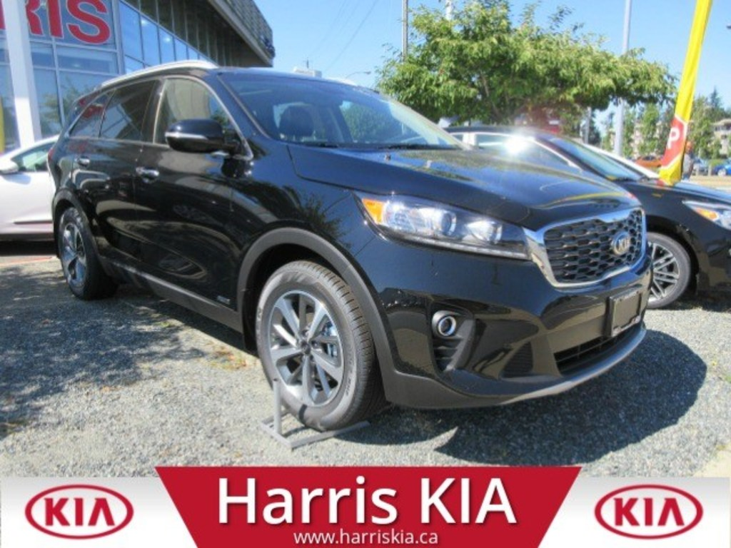 New 2019 Kia Sorento EX AWD 0% for 60 Months Leather