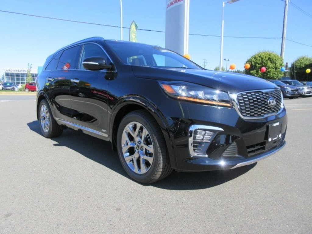 New 2019 Kia Sorento SXL AWD Save $5000 Now