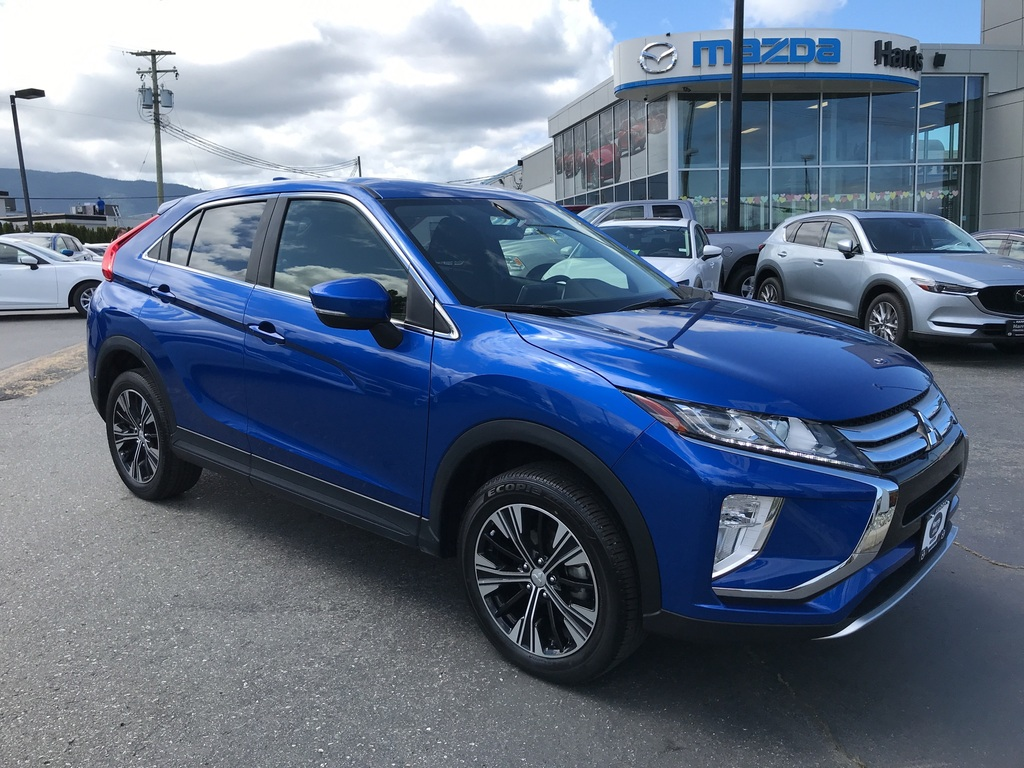 Pre-Owned 2018 Mitsubishi Eclipse Cross ONE LOCAL OWNER / NO ACCIDENTS / SERVICE RECORDS