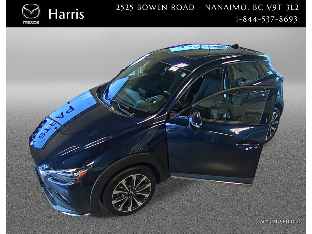 Certified Pre-Owned 2019 Mazda CX-3 Blind spot monitoring system & Rear view camera !!