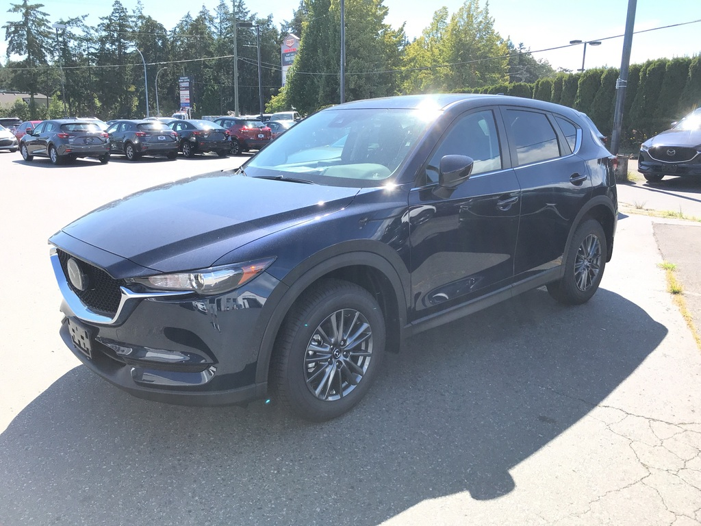 New 2020 Mazda CX-5 GS AUTO AWD