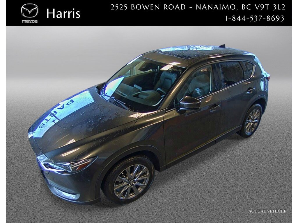 New 2020 Mazda CX-5 GT AUTO AWD