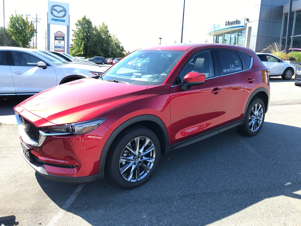 New 2019 Mazda CX-5 Signature Diesel Auto AWD