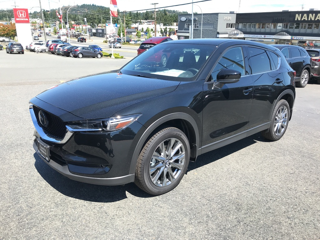 New 2020 Mazda CX-5 Signature AUTO AWD