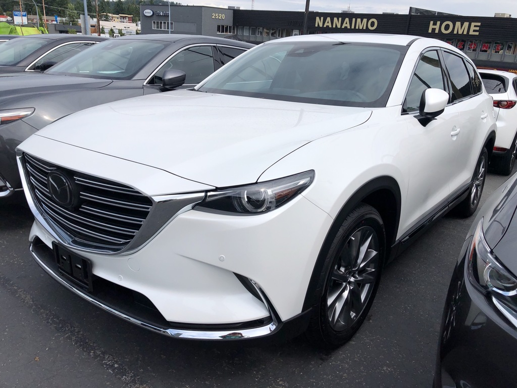 New 2019 Mazda CX-9 SIGNATURE With Navigation & Heated seats