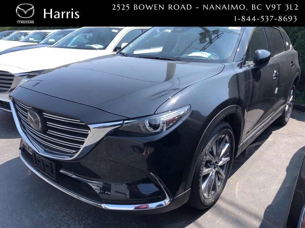 New 2019 Mazda CX-9 SIGNATURE With Navigation & Heated + Cooled seats