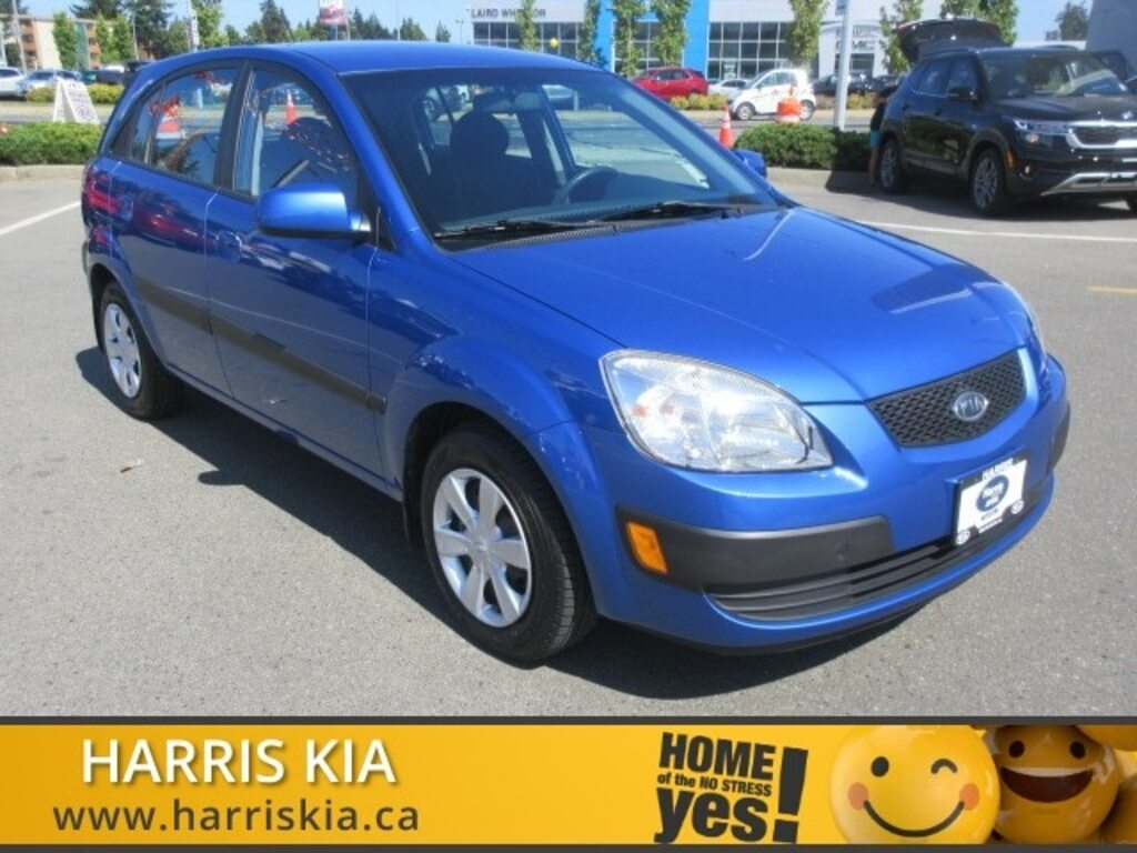 Pre-Owned 2007 Kia Rio5 EX Auxiliary Input 5 Speed Manual