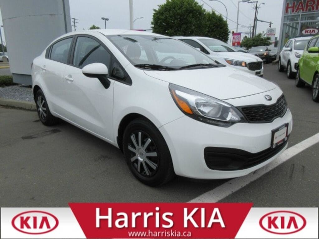 Certified Pre-Owned 2015 Kia Rio LX Low Kilometers Warranty