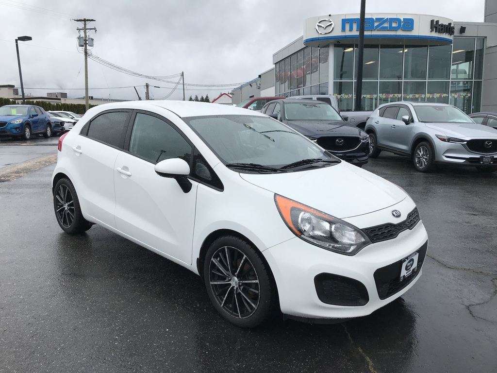 Pre-Owned 2014 Kia Rio ONE LOCAL OWNER / ACCIDENT FREE! / SERVICE RECORDS