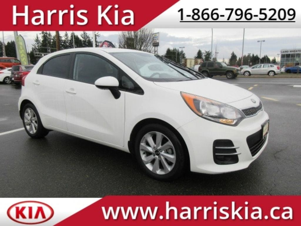 Certified Pre-Owned 2016 Kia Rio EX Backup Camera Heated Seats