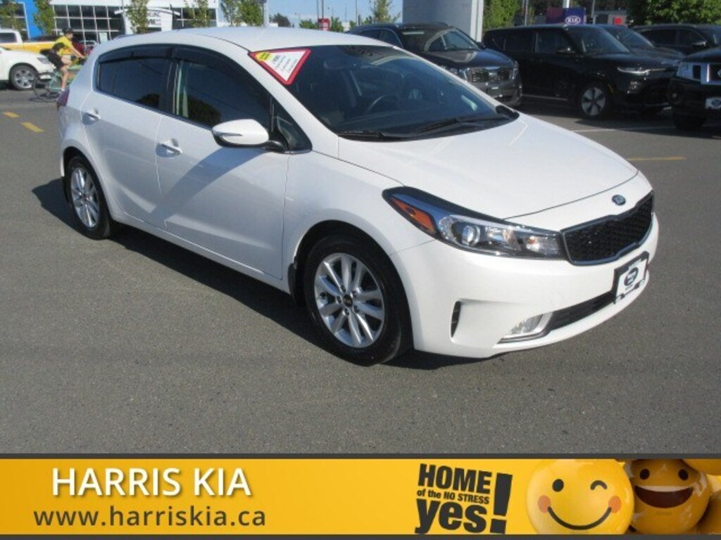 Pre-Owned 2017 Kia Forte5 EX Apple Car Play Sirius