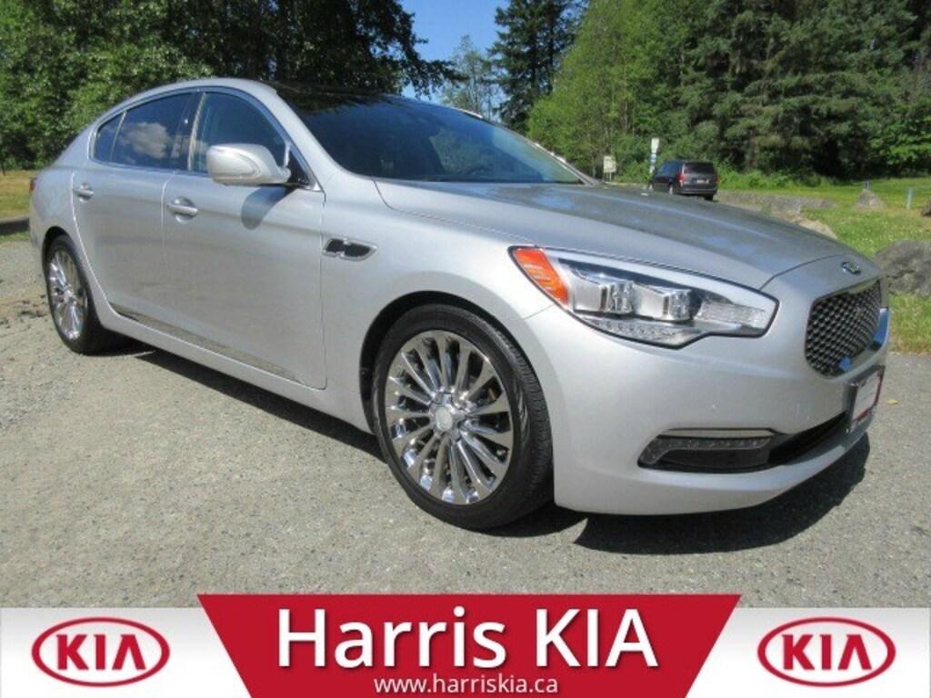 Certified Pre-Owned 2016 Kia K900 Elite Low Kilometers Warranty Navigation