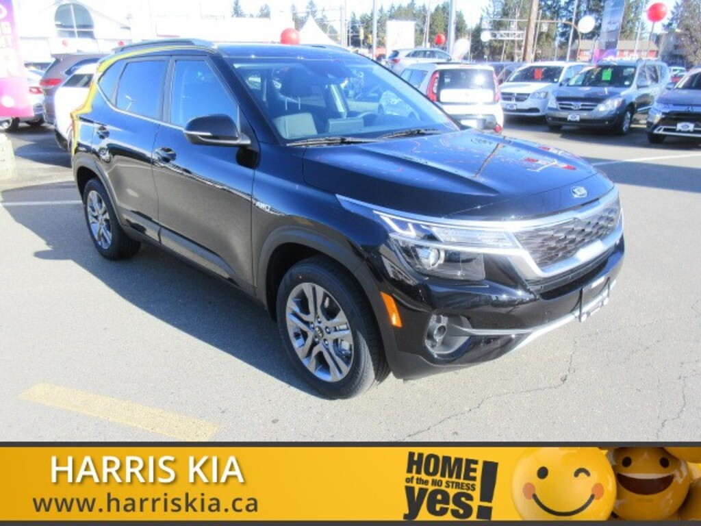 New 2021 Kia Seltos EX AWD - 2.99% Financing Available for up to 84 Mo