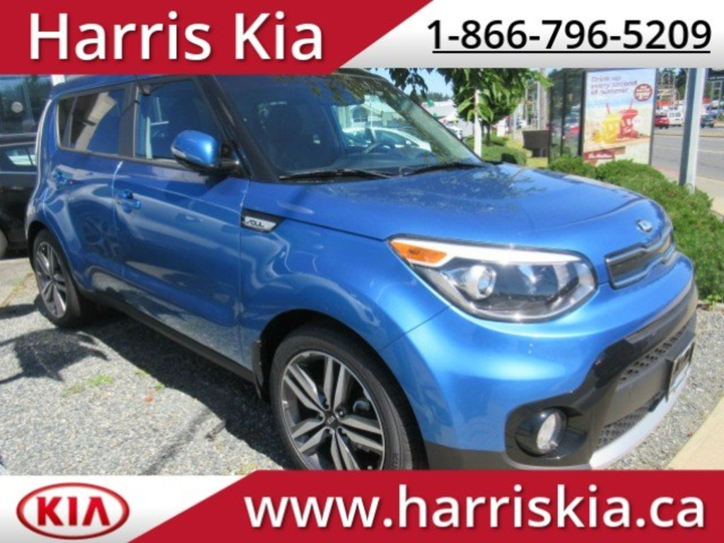 New 2019 Kia Soul EX Premium Panoramic Sunroof