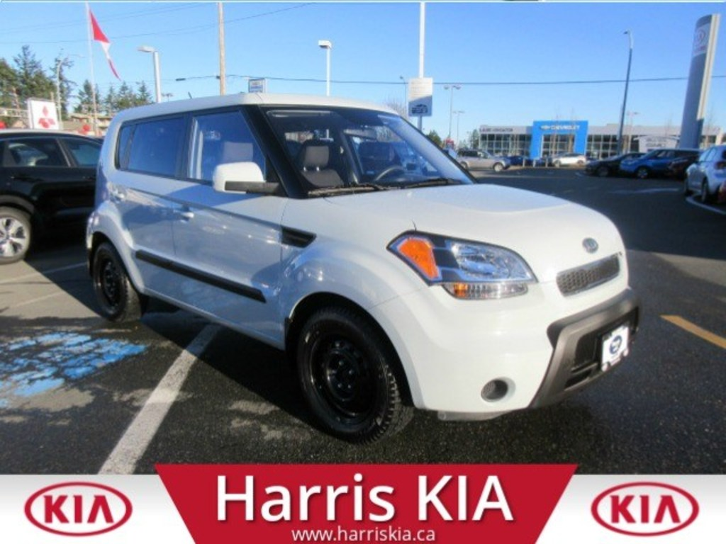 Pre-Owned 2011 Kia Soul 1.6 Heated Seats Blue Tooth