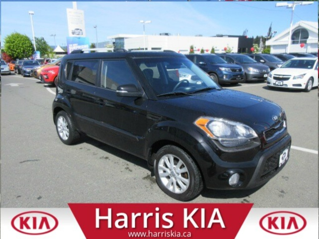 Certified Pre-Owned 2013 Kia Soul 2U Low Kilometers