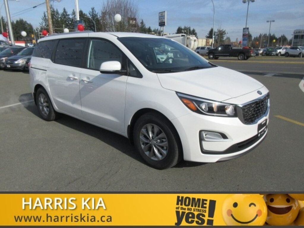 New 2020 Kia Sedona LX+ - 0% Financing Available Plus $1,500 Cash Back