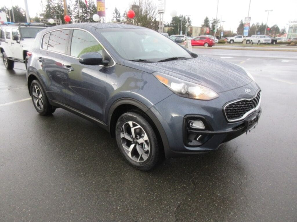 New 2020 Kia Sportage LX AWD 0% Financing for 84 Months o.a.c