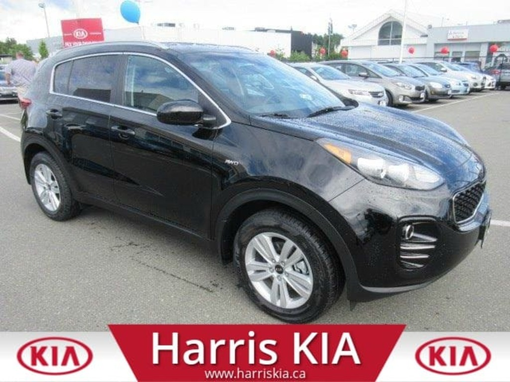 New 2019 Kia Sportage LX AWD Heated Seats Backup Camera