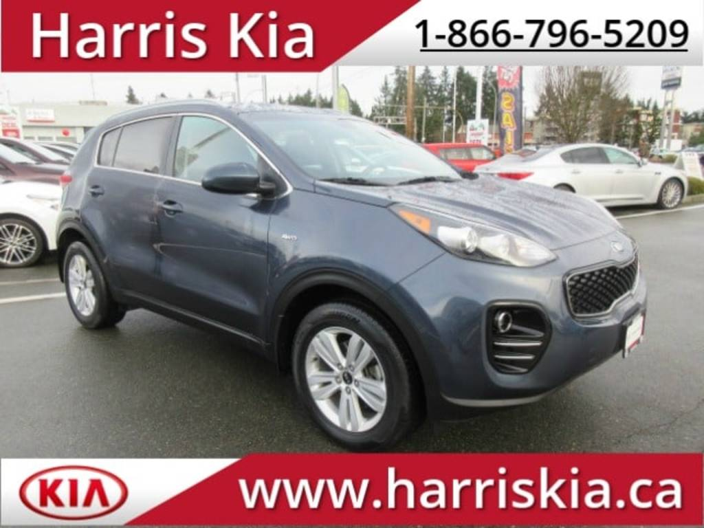 Certified Pre-Owned 2017 Kia Sportage LX AWD RATES AS LOW AS 0.90% O.A.C