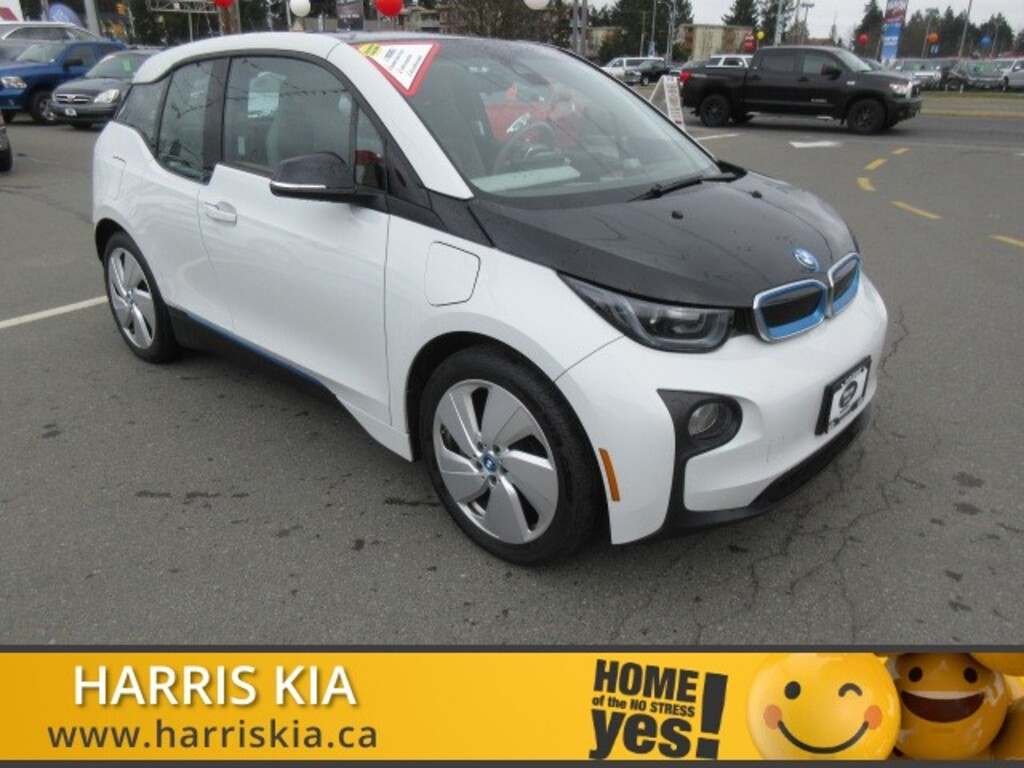 Pre-Owned 2015 BMW i3 EV with Range Extender $3,000 ScrapIt Rebate Avail