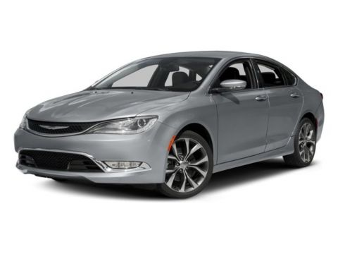 Pre-Owned 2016 Chrysler 200 C With No Accidents & Heated seats!! All Wheel Drive Sedan