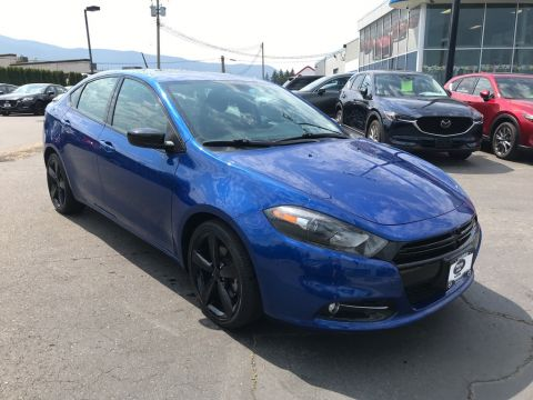 Pre-Owned 2014 Dodge Dart R/T Package / One owner / Accident free
