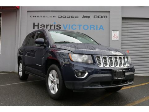 Pre-Owned 2016 Jeep Compass High Altitude w/No Accidents