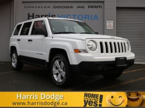 Pre-Owned 2016 Jeep Patriot Sport 4x4 No Accidents